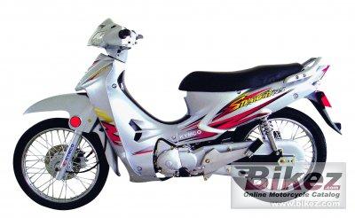 2006 Kymco Straight 150