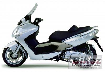 2006 Kymco Xciting 250 I