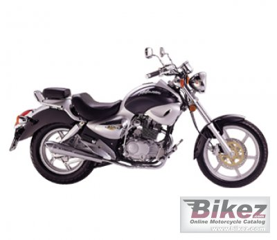 2007 Kymco Hipster 150 photo