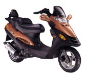 2007 Kymco Dink (Yager) 50 A/C