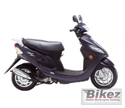 2007 Kymco Filly 50LX photo
