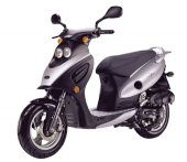 2007 Kymco Top Boy 50 On Road