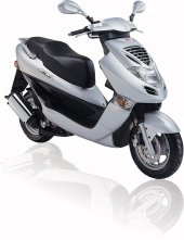 2007 Kymco Bet and Win 50 photo