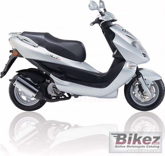 2007 Kymco Bet and Win 50
