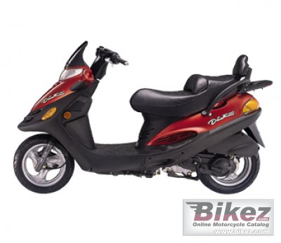 2007 Kymco Dink - Yager 125 photo