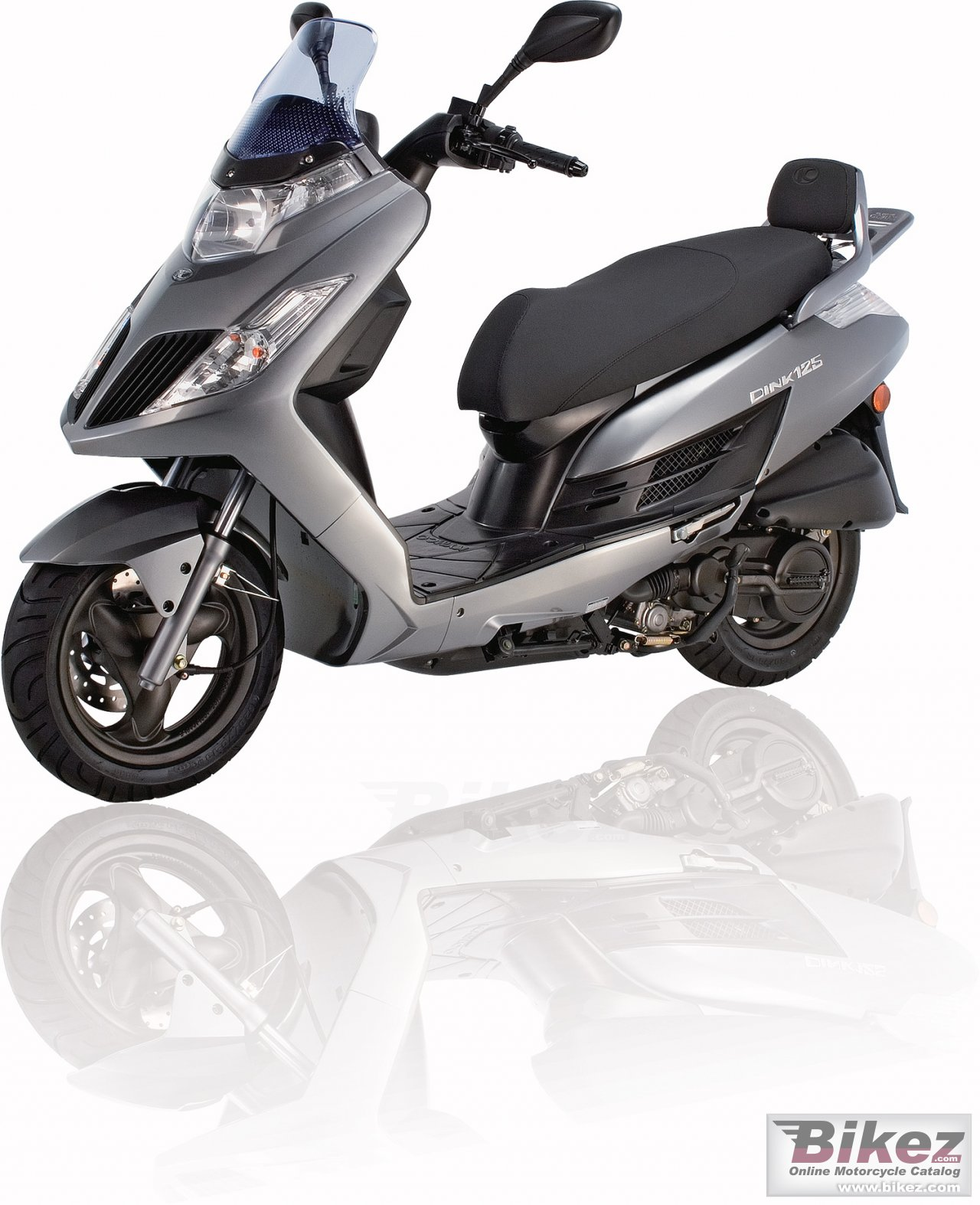 Big Kymco new dink (e3) picture and wallpaper from Bikez.com