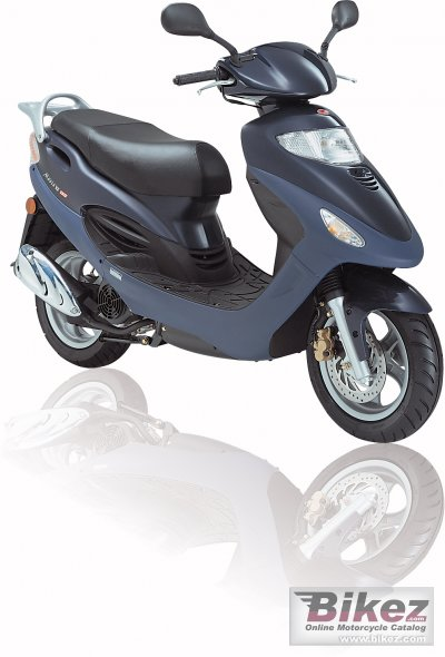 2007 Kymco Movie XL 150 photo