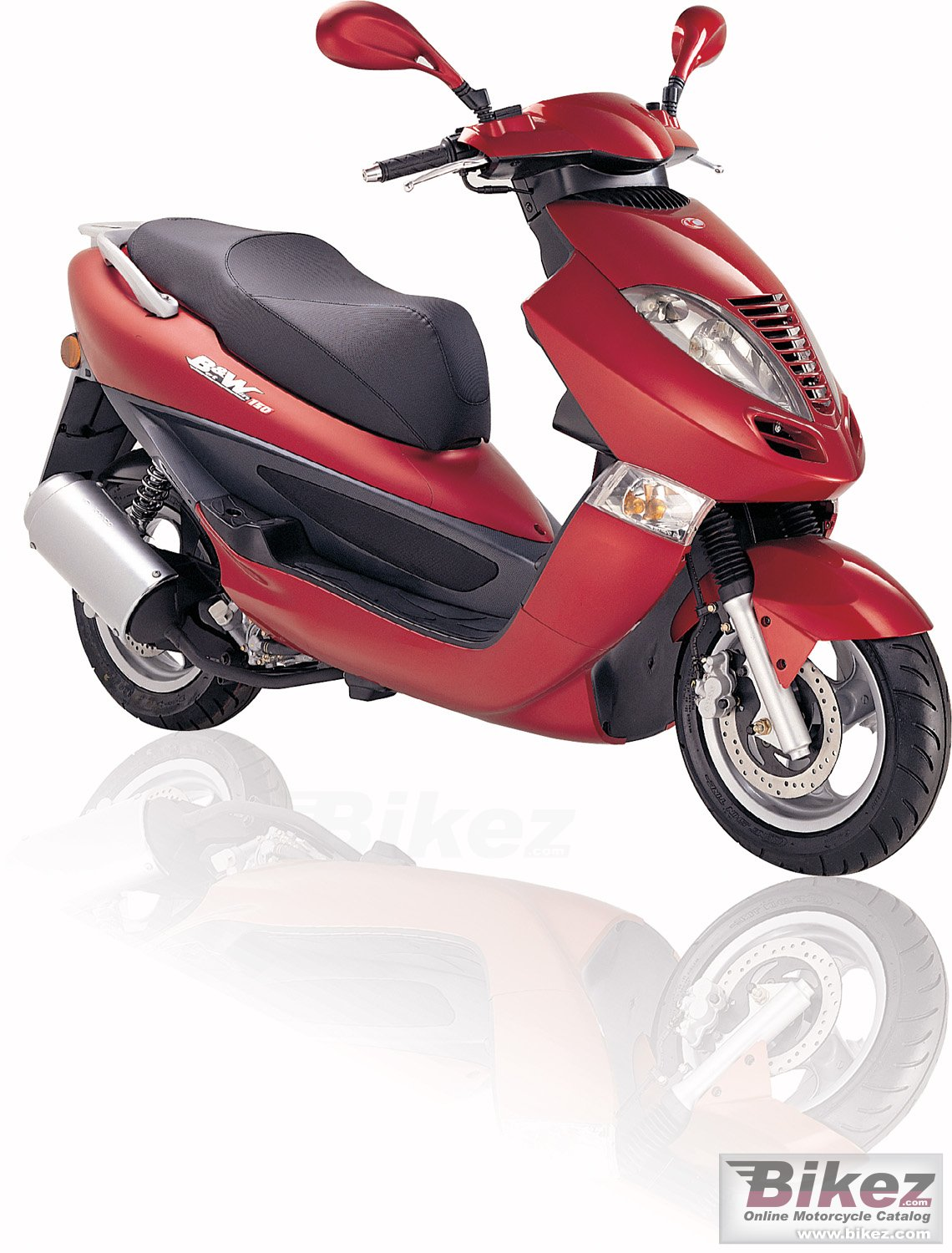 Kymco bet and win 150