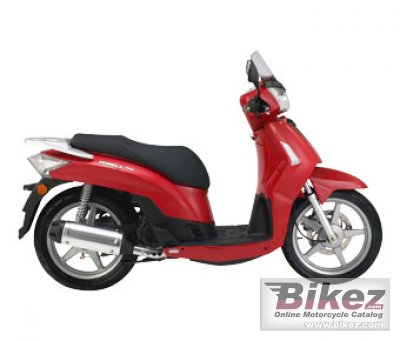 2007 Kymco People S 200 photo