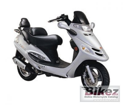 2007 Kymco Dink 200 photo