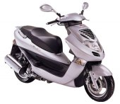 2007 Kymco Bet and Win 250
