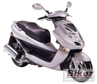 2007 Kymco Bet and Win 250 photo