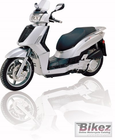 2007 Kymco People S 250i E3 photo