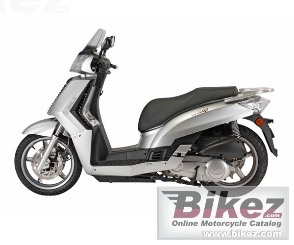 Big Kymco people s 250i e3 picture and wallpaper from Bikez.com