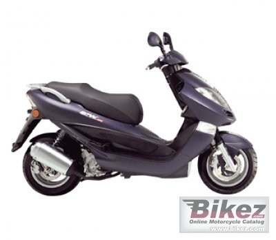 2007 Kymco Bet and Win 125