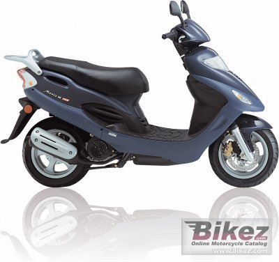 2007 Kymco Movie XL 125