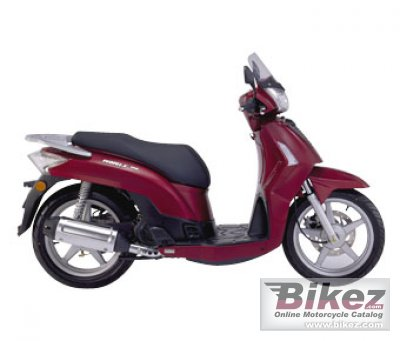 2007 Kymco People S 125