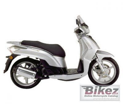 2007 Kymco People S 50