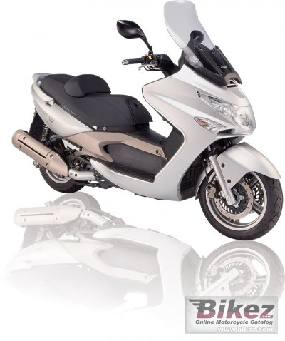2007 kymco xciting 250 i specifications and pictures