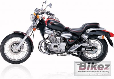 2007 Kymco Zing 125 specifications and pictures