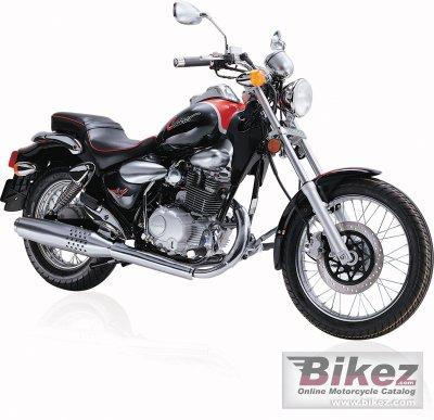 2007 Kymco Zing 150