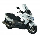 2008 Kymco Xciting AFI 250 photo