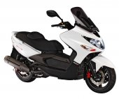 2008 Kymco Xciting R AFI 500 photo
