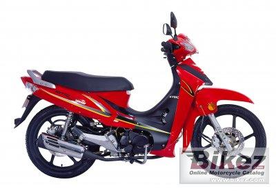 2008 Kymco Straight 125