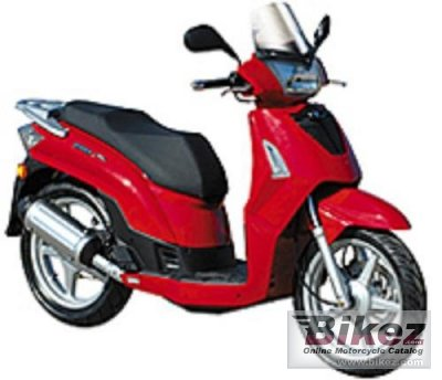 2009 Kymco People S 4T photo