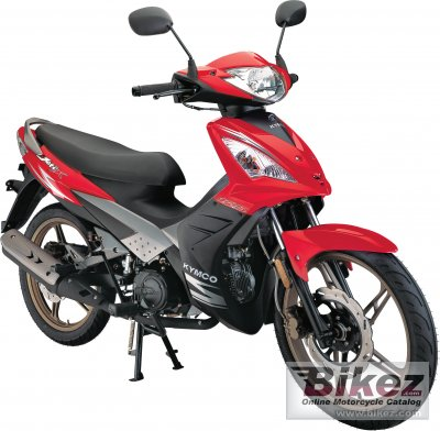 2009 Kymco Jetix 50