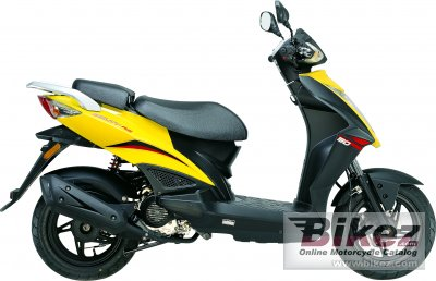 2010 Kymco Agility RS photo