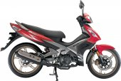 2010 Kymco Jetix 125 photo