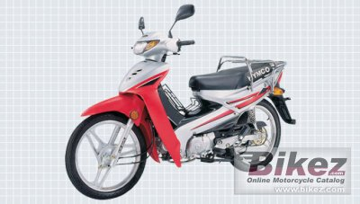 2010 Kymco Active SR 125 E3 photo