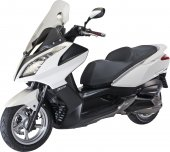 2010 Kymco Downtown 200 photo