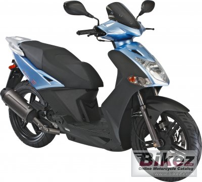 2010 Kymco Agility City photo