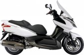 2010 Kymco Downtown photo