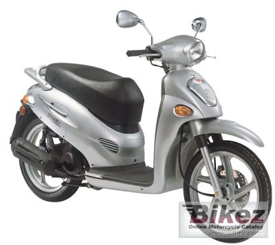 2010 Kymco People 150 photo