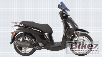 2010 Kymco People S 200 photo
