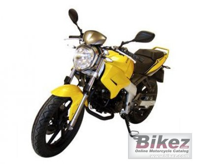 2010 Kymco KR Naked 125 photo