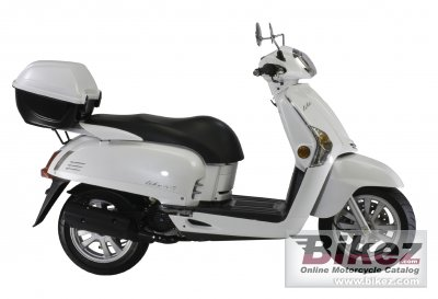 2010 Kymco Like 50 4T specifications and pictures