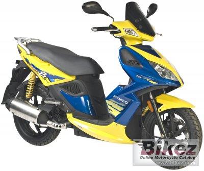 2010 Kymco Super 8 150