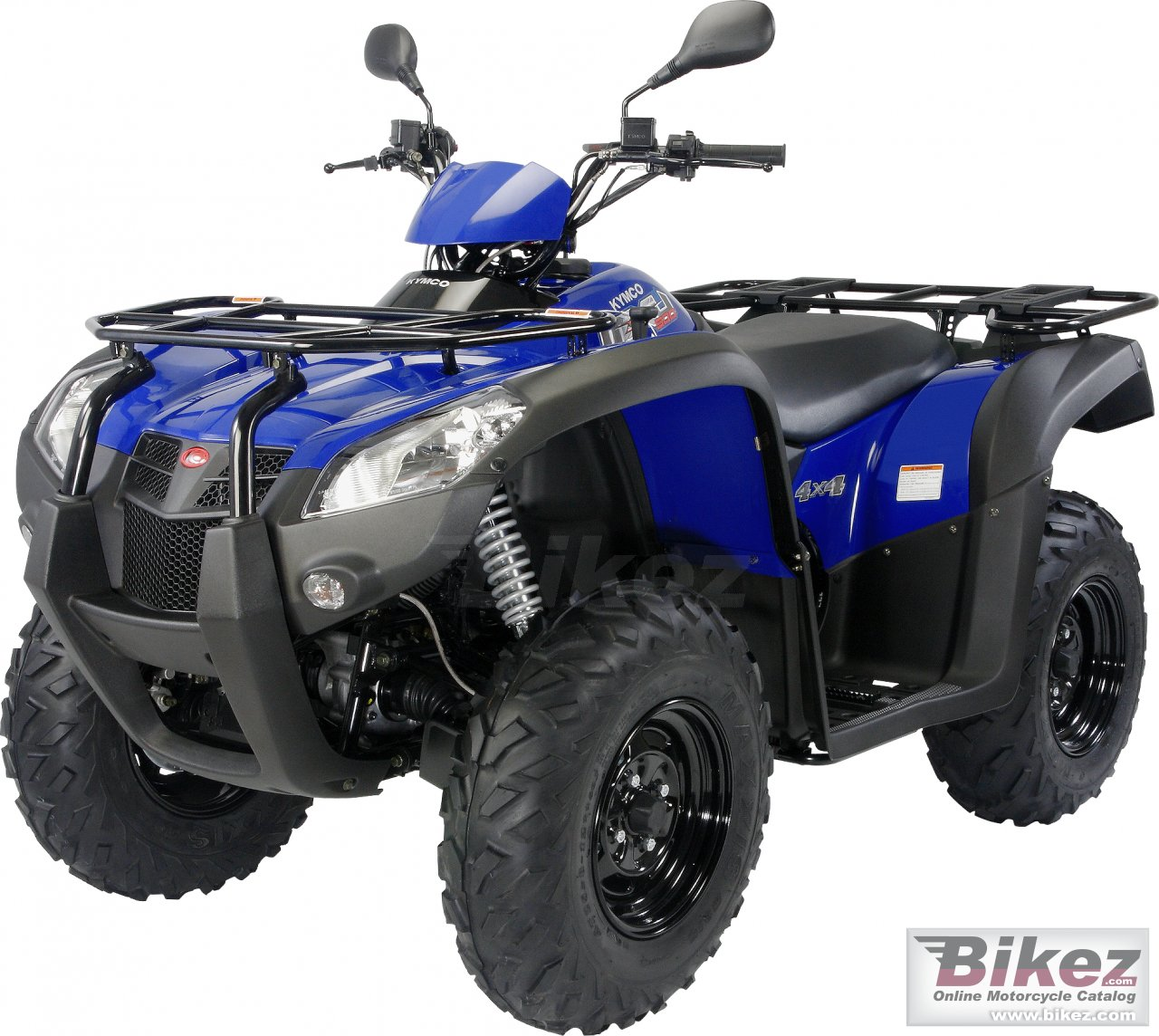 Big Kymco mxu 500 rl picture and wallpaper from Bikez.com