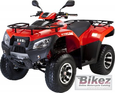 2011 kymco mxu 300 rl specifications and pictures. Black Bedroom Furniture Sets. Home Design Ideas