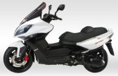 2012 Kymco Xciting 500RI photo