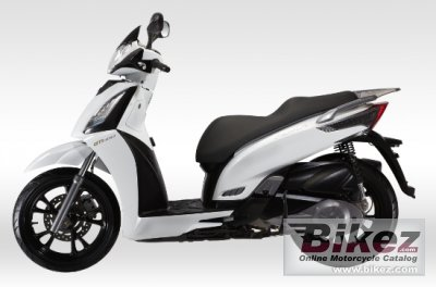 2012 Kymco People GT 300i photo