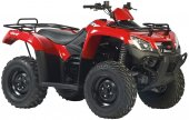 2012 Kymco Maxxer 375i 4x4 IRS photo