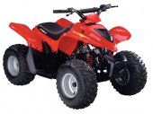 2012 Kymco Mongoose 70