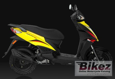 2012 Kymco RS 50 photo