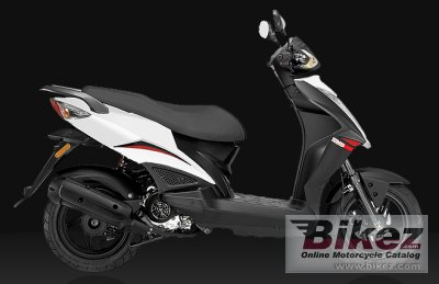 2012 Kymco RS 125 photo