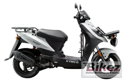 2012 Kymco Agility Carry photo